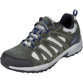 Hi-Tec Alto II Low WP Shoes Men grey